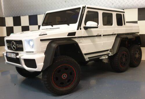 amg mercedes kinderauto 6x6