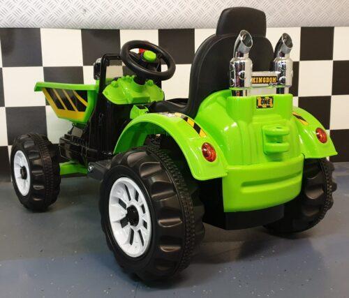 elektrische accu speelgoed tractor