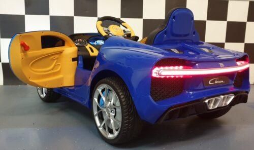 elektrische bugatti kinder auto