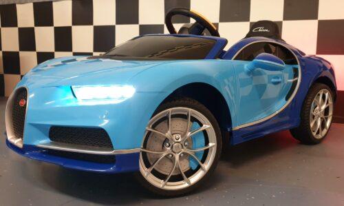 eletrische speelgoedauto bugatti