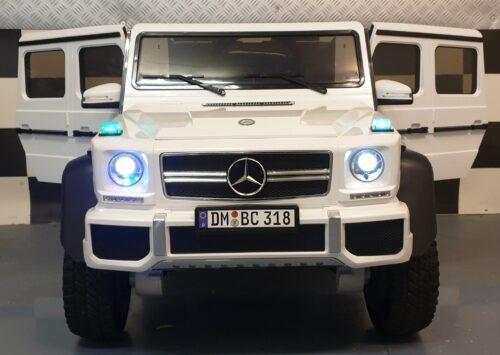 kinderauto mercedes 6x6 amg elektrisch