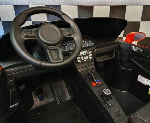kinder auto binnenkant