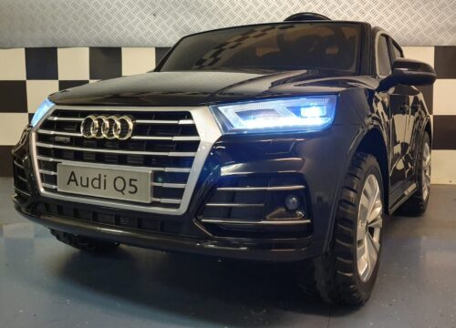 2 persoons kinderauto audi