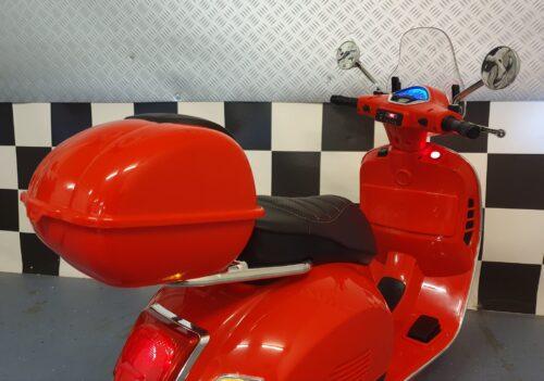 Accu scooter vespa