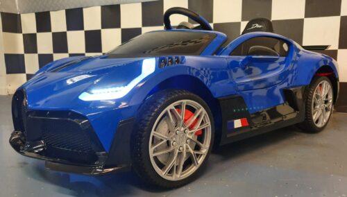 Bugatti divo kinderauto