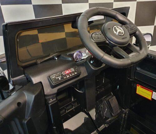Mercedes AMG elektrische accu kinderauto