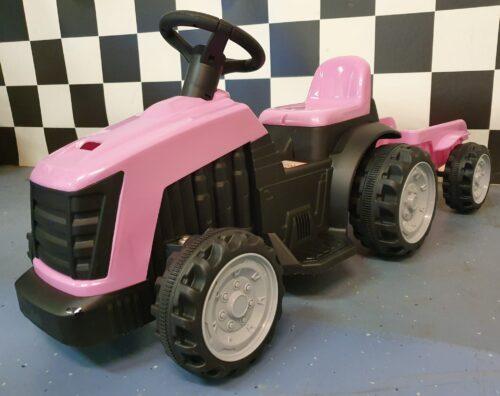 kinder tractor elektrisch