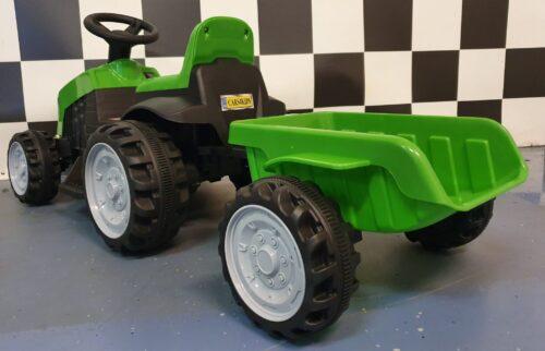 tractor elektrisch