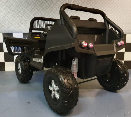 2 persoons kinderauto 4 wheel drive