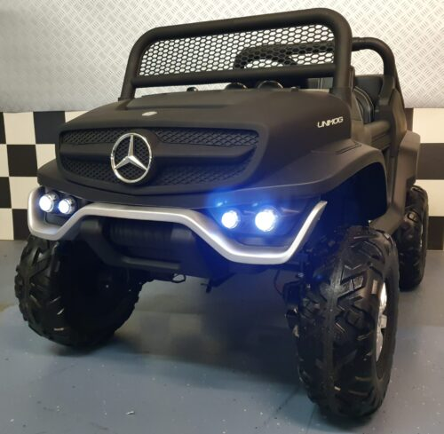 2 persoons mercedes kinderauto