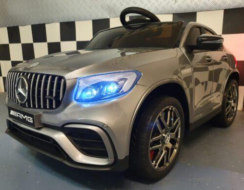 Elektrische kinderauto Mercedes AMG