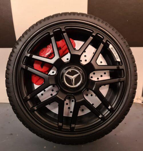Elektrische kinderauto Mercedes GLC 1 persoons