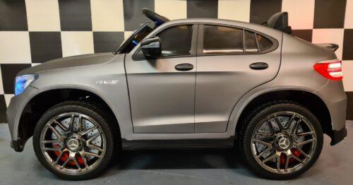 Mercedes GLC elektrische kinderauto