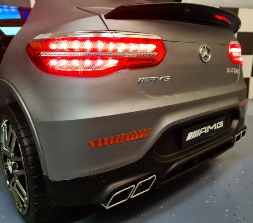 Mercedes GLC speelgoedauto