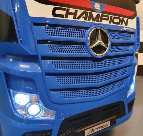 Mercedes actros elektrische kinder vrachtwagen vrachtauto truck