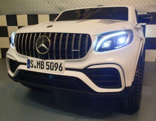 Mercedes benz elektrische kinderauto