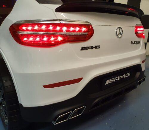 Mercedes glc accu kinderauto