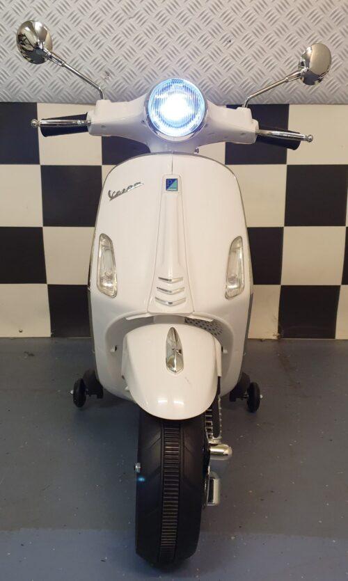 Vespa elektrische kinderscooter Primavera