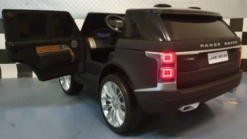 accu auto 2 persoons land rover
