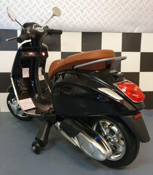 elektrische kinder scooter vespa