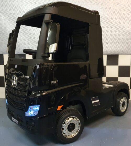 elektrische mercedes vrachtauto voor kind