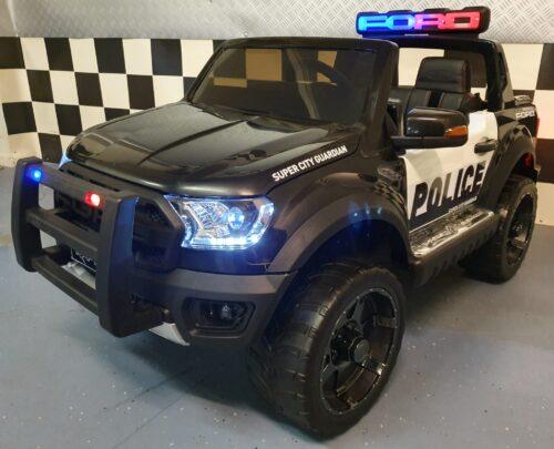 elektrische police kinderauto