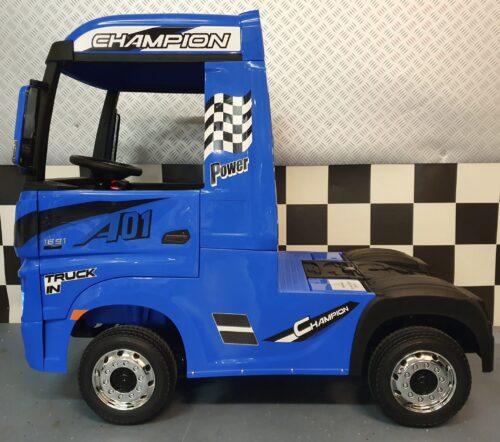 elektrische truck kind