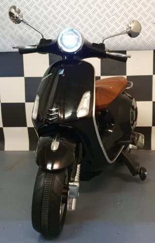 elektrische vespa kinderscooter
