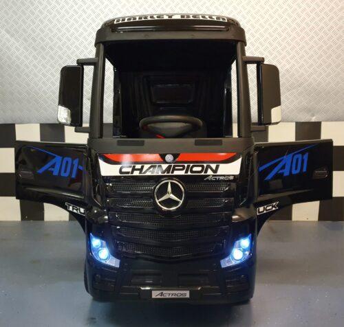 elektrische vrachtwagen kind