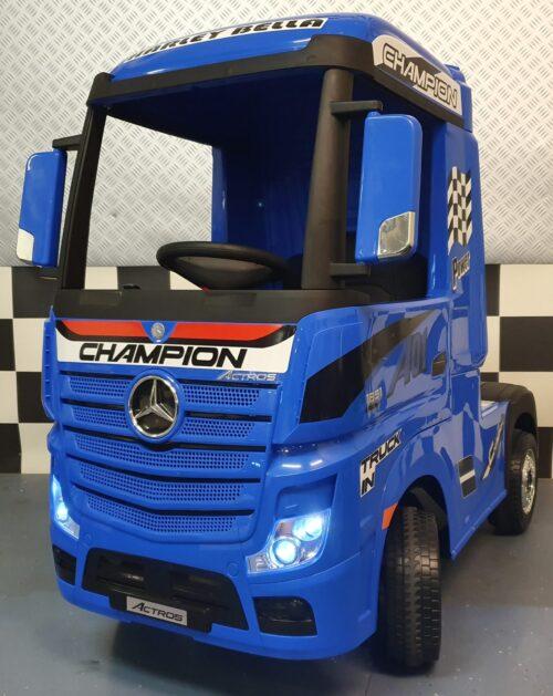 kinder vrachtauto Mercedes truck