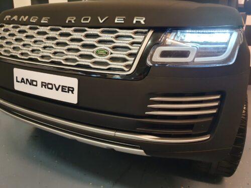 land rover elektrische accu auto kind