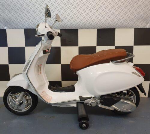 vespa elektrische scooter kind