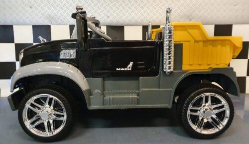 Accu speelgoed auto