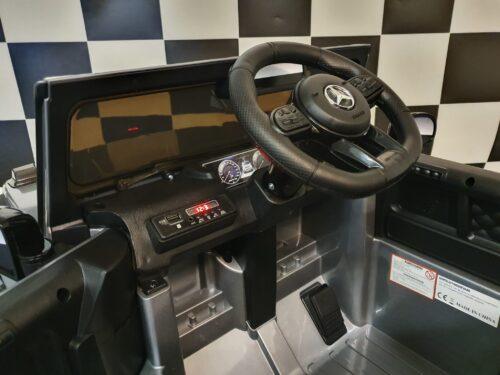 Elektrische kinderauto Mercedes