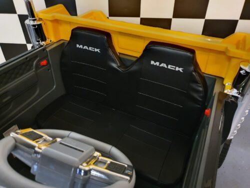Elektrische auto kind Mack Truck