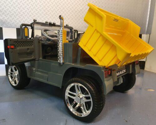 Kinderauto Mack Truck met afstandsbediening