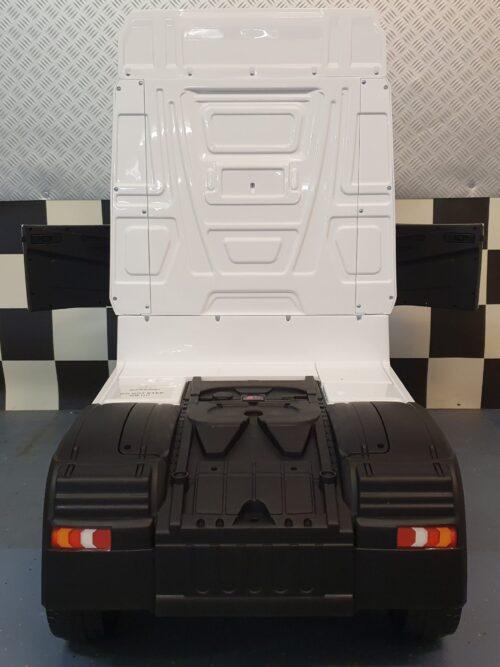 Kinderauto mercedes actros met afstandsbediening