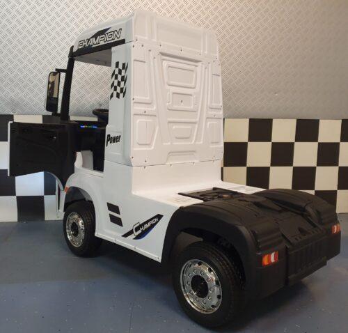 Kindervrachtwagen Mercedes