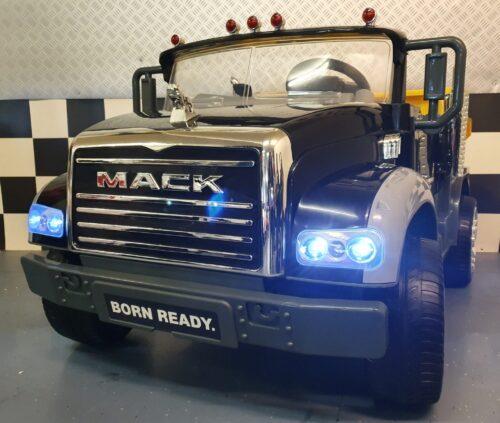 Mack Truck elektrische kinder auto 2 persoons