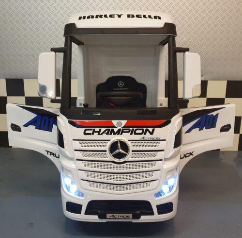 Mercedes Actros vrachtwagen