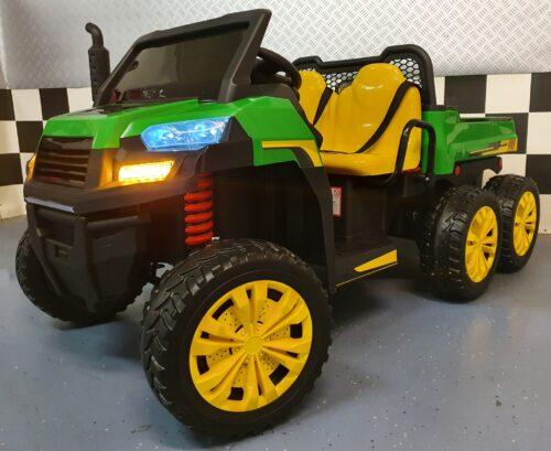 Accu auto Farmer Truck 4x4