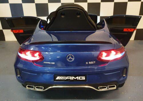 Accu speelgoed auto Mercedes C63