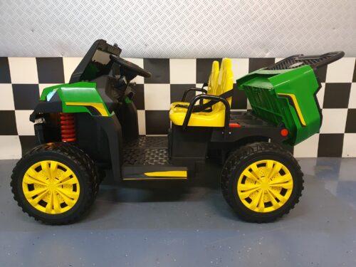 Accu speelgoed auto farmer truck 4x4