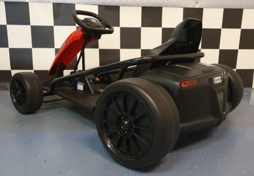 Drift Kart 24 volt rood