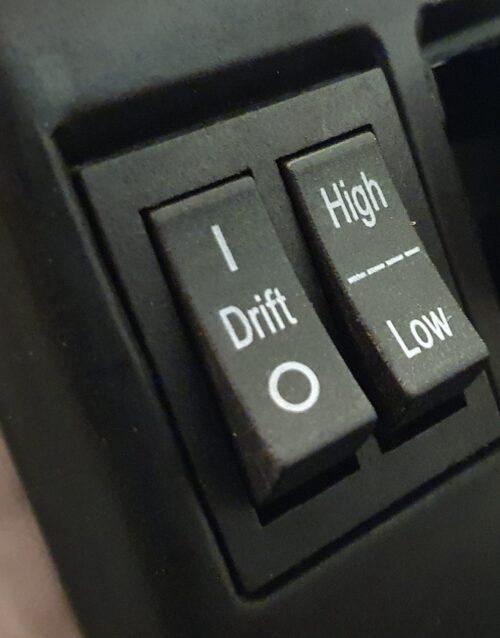 Elektrische accu drift kart