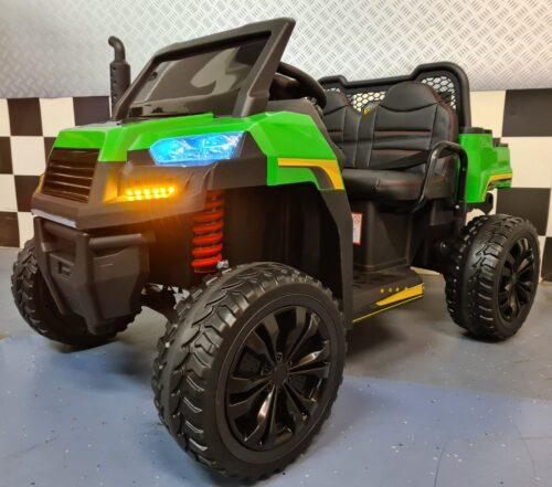 Elektrische kinderauto 12