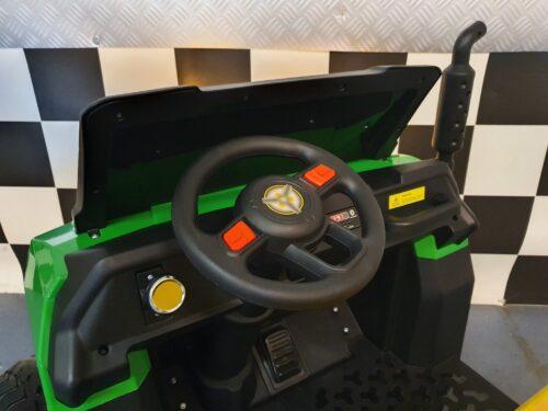 Elektrische kinderauto 12 volt farmer truck