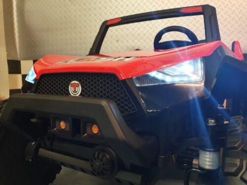 Elektrische kinderauto 24 volt buggy