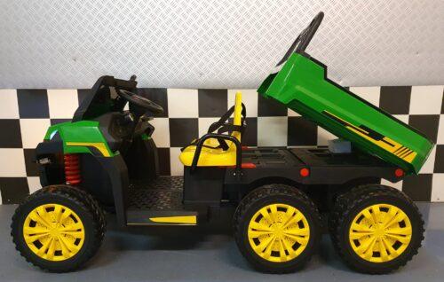 Farmer speelgoed auto