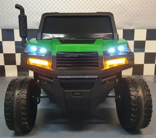 Farmer speelgoed auto met 6 wielen